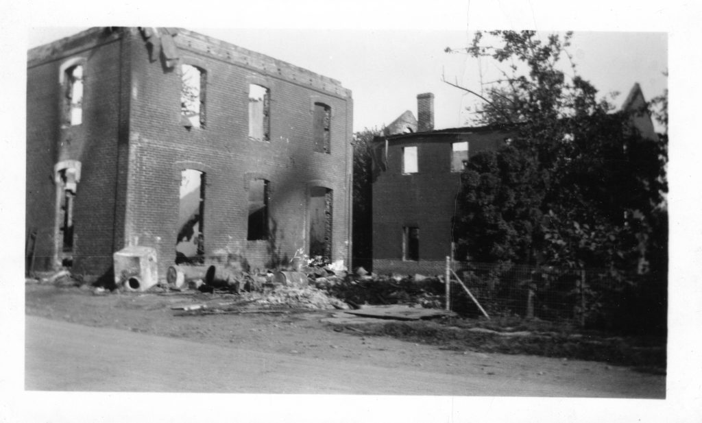 1923 Lovettsville Fire_from the west side_500 DPI