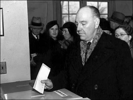 Senator Ernest Lundeen
