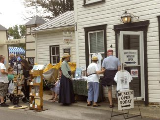 Lovettsville Museum During Oktoberfest 2016