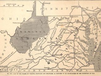 1862 Proposal for State of Kanawha