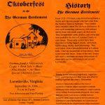1994 Lovettsville Oktoberfest Poster_small