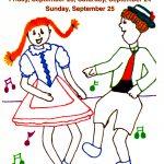2005 Lovettsville Oktoberfest Booklet Cover by M Lopresti