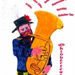 2006 Lovettsville Oktoberfest Booklet Cover by M Lopresti
