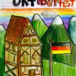 2012 Lovettsville Oktoberfest Booklet Cover