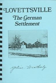 """The German Settlement"" by Yetive Weatherly"