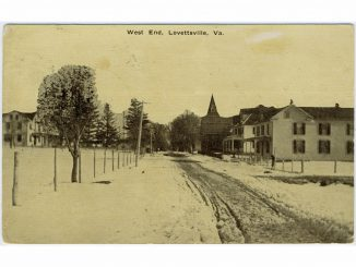 1915-west-end-lovettsville_frontside-of-postcard-8x10