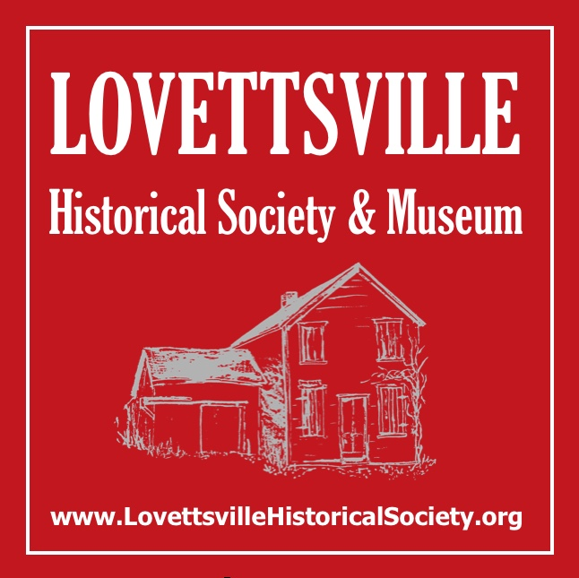 Lovettsville Historical Society Logo_red square