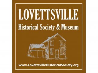 Lovettsville Museum Logo_Brown WIDE