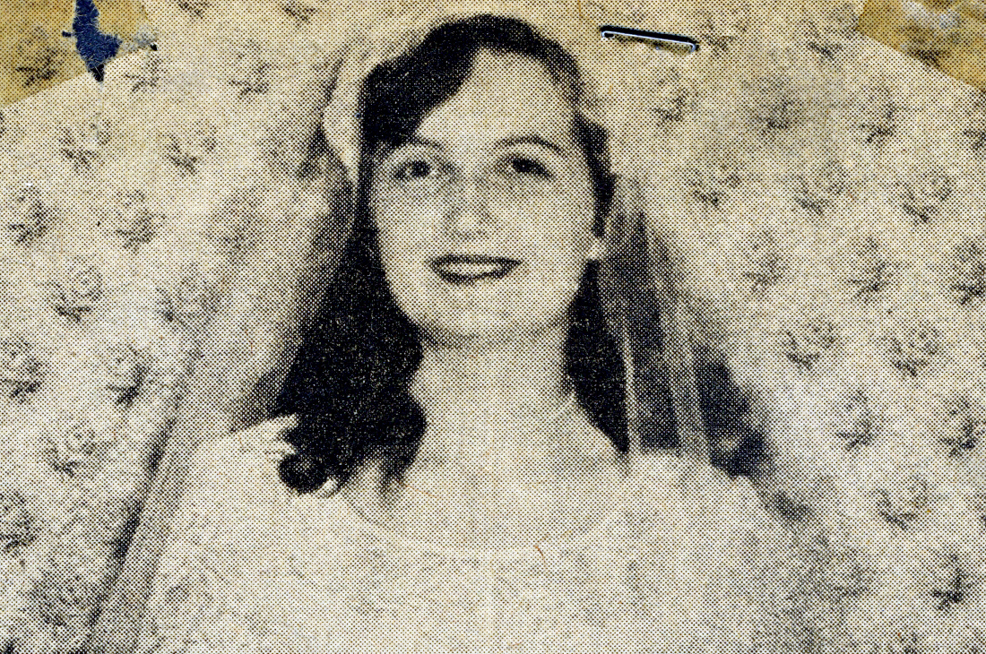 1959 Elaine Painter_Wedding to Clifton Walker copy