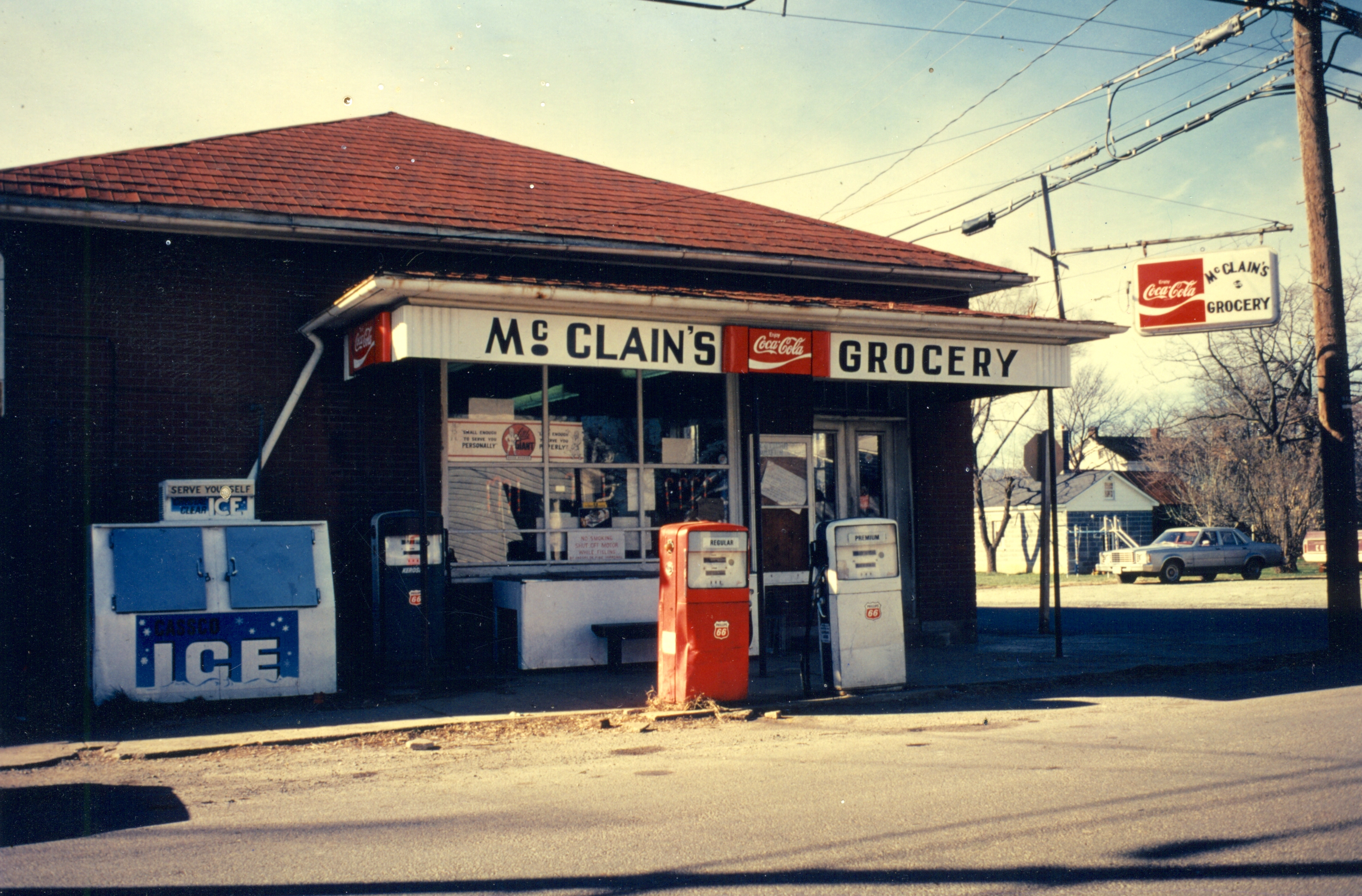 McClains Grocery