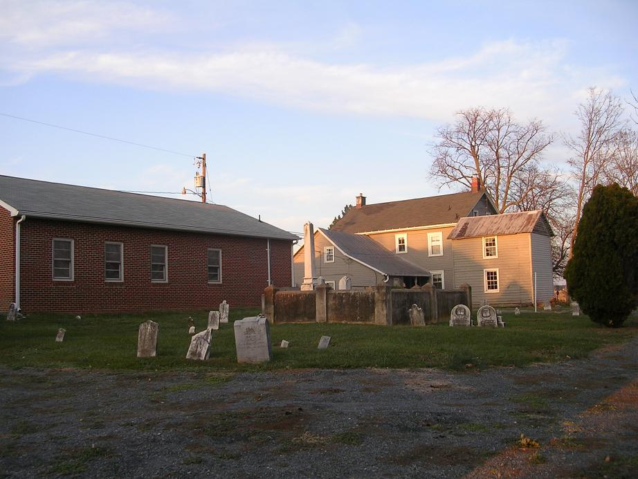 Providence Primitive Baptist Church_Lovettsville Virginia