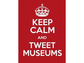 Keep Calm and Tweet Museums