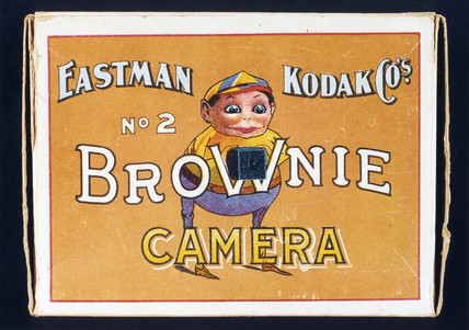 brownie camera advertisement