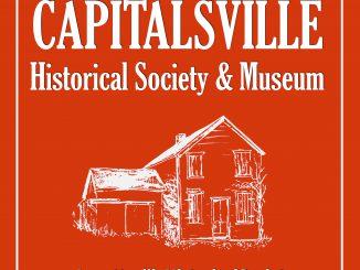 CAPITALSVILLE Historical Society Logo