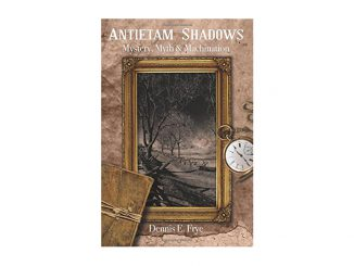 Antietam Shadows book cover Dennis Frye_horizontal