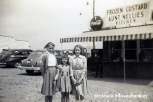 Aunt Nellies Kitchen Frozen Custard Lovettsville on Berlin Turnpike watermarked