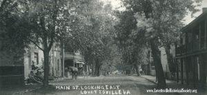 Lovettsville Main Street Looking East watermarked
