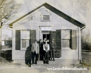 Post Office Lovettsville on Broad Way watermarked
