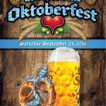 2016 Lovettsville Oktoberfest Booklet Cover