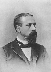 Lieut. L. W. Slater, Co A. Loudoun Rangers