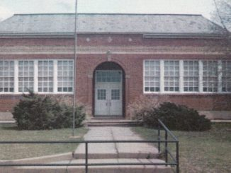 Lovettsville High School, circa 1955