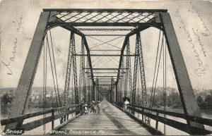 Old Brunswick_and_Lovettsville_Bridge