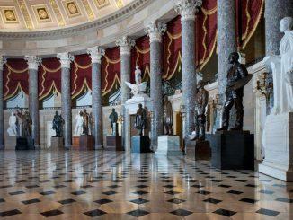 Potomac marble at Capitol