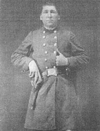 Confederate deserter and renegade John Mobberly