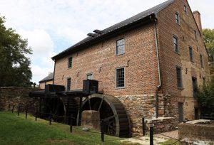 Aldie Mill, erected by Charles Fenton Mercer.