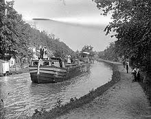 The C&O Canal:  Transportation was a passion of the Loudoun Federalists