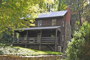 A mill house in Middleburg