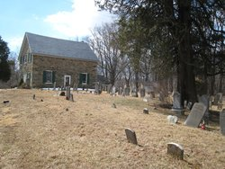 The old St. Paul's Lutheran Cemetery in Neersville, Between-the-Hills.