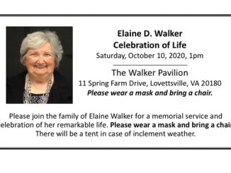 Elaine Walker Oct. 10 memorial2