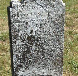 Christian grave marker at New Jerusalem Lutheran Cemetery