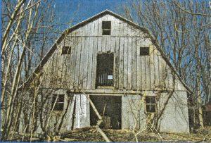 Ruse Reed dairy barn