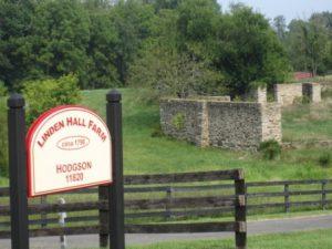 Linden Hall_Sign_Ruins_1_