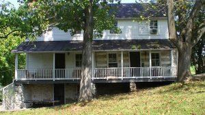 Robert Booth's home