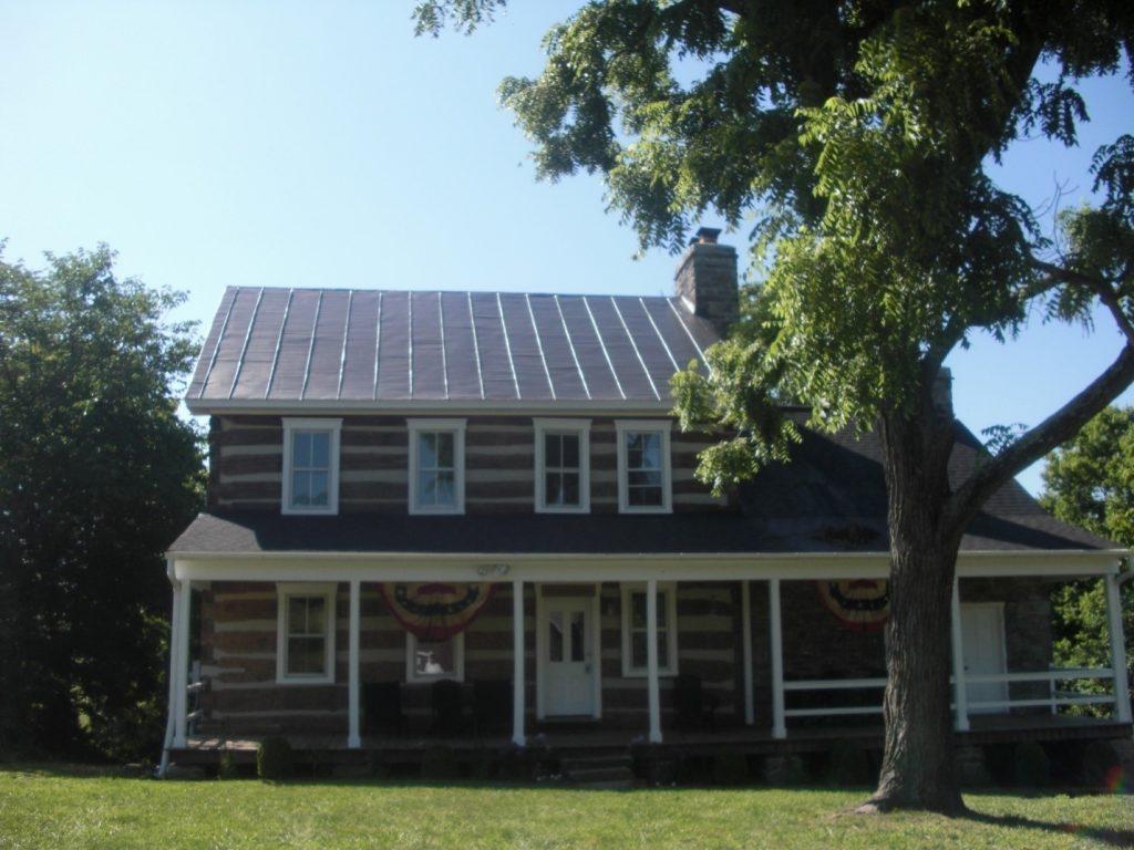 Booth Jackson house