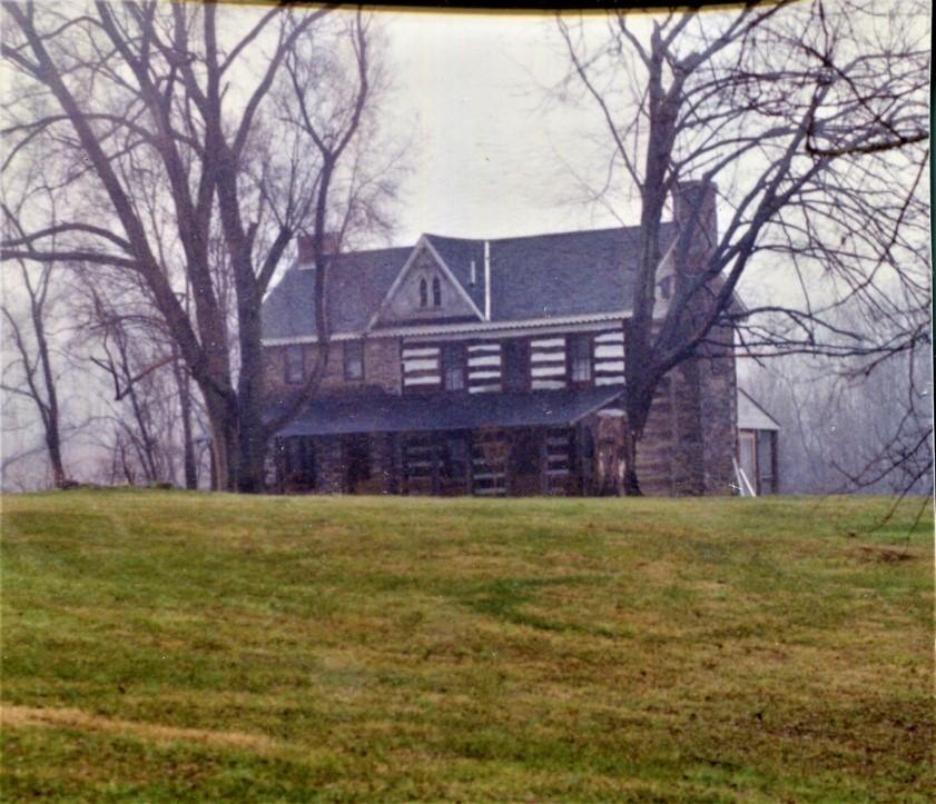 Booth McCoy house