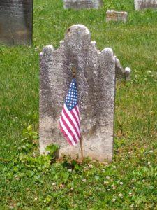 George Shumaker headstone, Old Presbyterian Cemetery