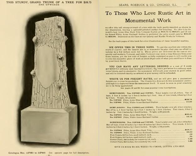 treestone sears ad